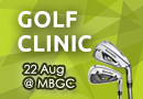 Golf Clinic with TaylorMade (22.08.17)