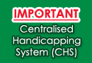 Registration for Centralised Handicapping System