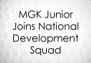 MGK Junior Selected for National Development Squad